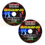 【韓流DVD】BIGBANG  ビッグバン 【LOVE TOUR Hot Stege】2枚セット★G-DRAGON / SOL / T.O.P / D-LITE / V.I
