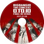 �ڴ�ήDVD��BIGBANG �ӥå��Х� �ӥåڥ��BIGBANG10 THE CONCERT 0.TO.10 FINAL IN SEOUL ��2017.01.08��G-DRAGON / SOL / T.O.P / D-LITE / V.I