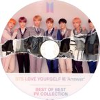 б┌┤┌╬оDVDб█BTS [ 2018 BEST OF BEST PV COLLECTION ] LOVE YOURSELF ╖ы Answerб·╦╔├╞╛п╟п├─