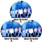 【韓流DVD】BTS 防弾少年団【 BREAK THE SILENCE 】3枚SET (EP01-EP07)  (日本語字幕) ★バンタン
