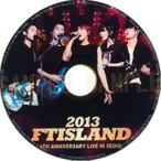 【韓流DVD】FTISLAND『 2013 6th ANNIVERSARY LIVE in Seoul CONCERT 』★FT エフティー・アイランド