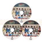 【韓流DVD】 GOT7 【 Real GOT7 season3 】3枚SET(完)(日本語字幕)★GOT 7 ガットセブン