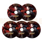 【韓流DVD】【 SHOW ME THE MONEY 3 】5枚セット(EP1~EP10) ENDヒップホップサバイバル ★バラエティー番組収録DVD★(日本語字幕)