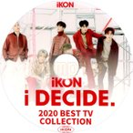 【韓流DVD】iKON  [ 2020 BEST TV COLLECTION ] ★ アイコン