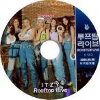 【韓流DVD】ITZY【 ROOFTOP LIVE  】(2020.09.08) 日本語字幕★イッジ