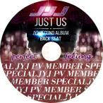 【韓流DVD】JYJ 【JUST US PV & TV LIVE コレクション】★ジェジュン / ユチョン / ジュンス