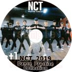 【韓流DVD】 NCT 【  2019 DANCE PRACTICE COLLECTION 】★エヌシーティー
