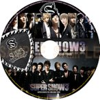 【韓流DVD】 SUPERJUNIOR 【 SUPER SHOW 3 】 CONCERT★K-POP スーパージュニア SUPER JUNIOR