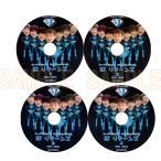 【韓流DVD】SUPER JUNIOR 「SJ リターンズ #1~#4 」4枚セット (EP01-EP40) 日本語字幕★スーパージュニア リアルカムバック記