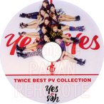 б┌┤┌╬оDVDб█TWICE [  BEST PV COLLECTION ] YES or YES б·е╚еееяеде╣