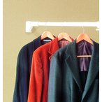 ショッピングつっぱり つっぱり棒 / 突っ張り棒 ハイカム超極太ポール (サイズ:特大) - 平安伸銅工業 超ロング