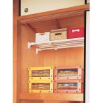 つっぱり棚 / 突っ張り棚 スーパーワイドメッシュ棚 大 - 平安伸銅工業 RB-12 (つっぱり棒 / 突っ張り棒シリーズ)