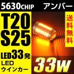 発光面積が広く美光で人気の高いSAMSUN5630チップ最強ウインカー