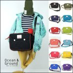 OCEAN&GROUND(オーシャンアンドグラウンド)ショルダーバッグ GOODAY 通園バッグ