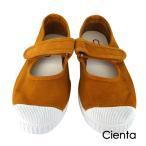 CIENTA(シエンタ)ベルクロワンストラップ シューズ DYED (14-21) 靴     スリッポン