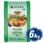 アーテミス フレッシュミックス フィーライン 6kg 成猫用 キャットフード ARTEMIS
