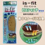 is-fit ピエシャンテ インソール 通気性に優れ、足ムレを防ぎます。 モリト