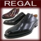 ショッピングリーガル リーガル 靴 メンズ ビジネスシューズ ストレートチップ REGAL 122R 黒