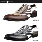 ドラゴンベアード メンズ Men's DRAGON BEARD DX-244 レースアップ レザーシューズ shoes