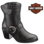 ハーレー・ダビッドソン レディース ブーツ Harley-Davidson CHERYL D83689 黒