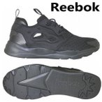 リーボック フューリーライト レディース スニーカー Reebok FURYLITE AR2783 黒 sneaker レディス
