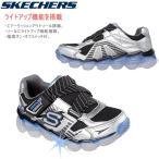 ショッピングair スケッチャーズ ベビー キッズ スニーカー  [90520N] 光る靴 Skech Air Lightz