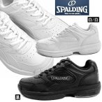 スポルディング レディース スニーカー メンズ コートシューズ SPALDINGCIS6090 3E 軽量