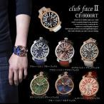 メンズ 腕時計 クラブフェイス Club Face 人気 ブランド スムースタイプ CF-9000RT レビューを書いて送料無料