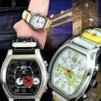 メンズ 腕時計 キースバリー KEITH VALLER U.K. LONDON 自動巻き 四連カレンダー 革ベルト K1712 K1710 K1718 送料無料