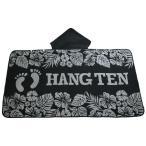 HANG TEN(ハンテン)_ビーチタオル【ブラック(BK)】_424-366