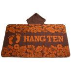 HANG TEN(ハンテン)_ビーチタオル【ブラウン(BN)】_424-366