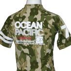 OCEANPACIFIC(オーシャンパシフィック)_子供用_キッズ_UV_ラッシュガード【迷彩(CAN)】_563461