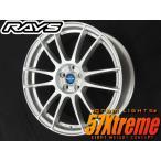 送料無料 RAYS レイズ グラムライツ 57 Xtreme エクストリーム シルバー 215/45R17 国産タイヤ ホイール4本セット PHV プリウス レガシー レクサスCT 86