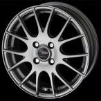 送料無料 ENKEI 製 クリエイティブ ディレクション CDM1 グラファイトシルバー175/60R16 国産 タイヤ ホイール4本セット アクア