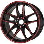 送料無料 WORK ワーク エモーションCR-Kiwami 極 kurenai 紅 赤 215/40R18 国産タイヤ ホイール4本セット PCD100 30プリウス 86 レクサスCT 等