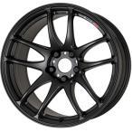 送料無料 WORK エモーションCR-Kiwami 極 マットブラック 黒 215/40R18 国産タイヤSET PCD100 プリウス 86 BRZ 等