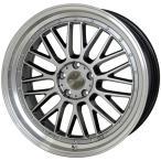 送料無料 シュティッヒ レグザスM110 225/40R18 国産タイヤ ホイール4本セット PCD114.3 エスクァイア VOXY セレナ