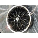 送料無料 ロクサーニ マルチフォルケッタ ブラック 225/35R19 国産タイヤ ホイール4本セット PCD100 プリウス・レクサスCT・ウィッシュ・インプレッサ等