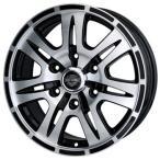 送料無料 マッドクロスXD-7C ブラックポリッシュ グッドイヤー ナスカー 215/65R16 109/107R 荷重対応 ホワイトレター NV350キャラバン タイヤホイール4本セット
