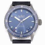 ブランパン フィフティファゾムズ バチスカーフ 5000-0240-O52A 新品 メンズ(男性用) 送料無料 腕時計
