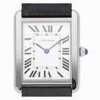 カルティエ タンクソロ LM WSTA0028 新品 ボーイズ 送料無料 腕時計