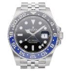 ロレックス GMTマスターII 126710BLNR 新品 メンズ(男性用) 送料無料 腕時計