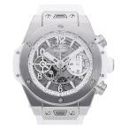 ウブロ ビッグバン ウニコ チタニウム ホワイト 441.NE.2010.RW 新品 メンズ(男性用) 送料無料 腕時計