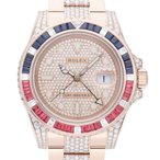 ロレックス GMTマスターII 126755SARU 新品 メンズ(男性用) 送料無料 腕時計
