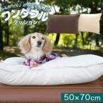 ワンダフルクッション(人・ペット兼用) 50×70cm ペット用品 ペットベッド 枕 ピロー