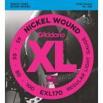 D'Addario EXL170 NICKEL WOUND