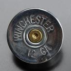 マグネット WINCHESTER 弾底部 ニッケル ショットガン Shotgun 散弾銃 強力磁石