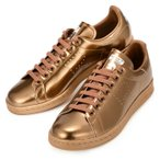 メンズ/レディース アディダス ラフシモンズ コラボ スタンスミス 靴 スニーカー ゴールド  adidas × RAF SIMONS STAN SMITH S75937