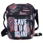 EASTPAK × VIVIENNE WESTWOOD イーストパック × ヴィヴィアン ウエストウッド B96 SAVE OUR OCEANS MESSENGER BAG E0019F メッセンジャーバッグ