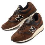 メンズ/レディース  ニューバランス 靴 スニーカー ブラック ブラウン USA 997  NEW BALANCE ML997DBR